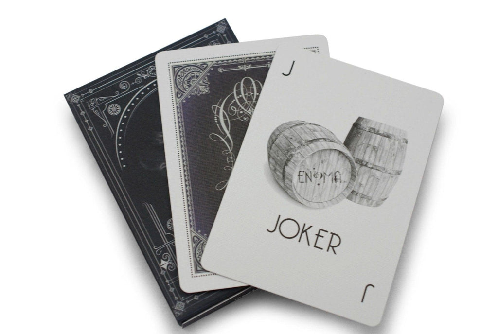 Midnight Moonshine Playing Cards - RarePlayingCards.com - 8