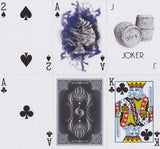 Midnight Moonshine Playing Cards - RarePlayingCards.com - 9
