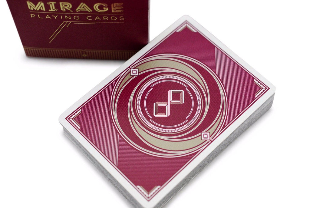 Mirage V2 Playing Cards - RarePlayingCards.com - 1