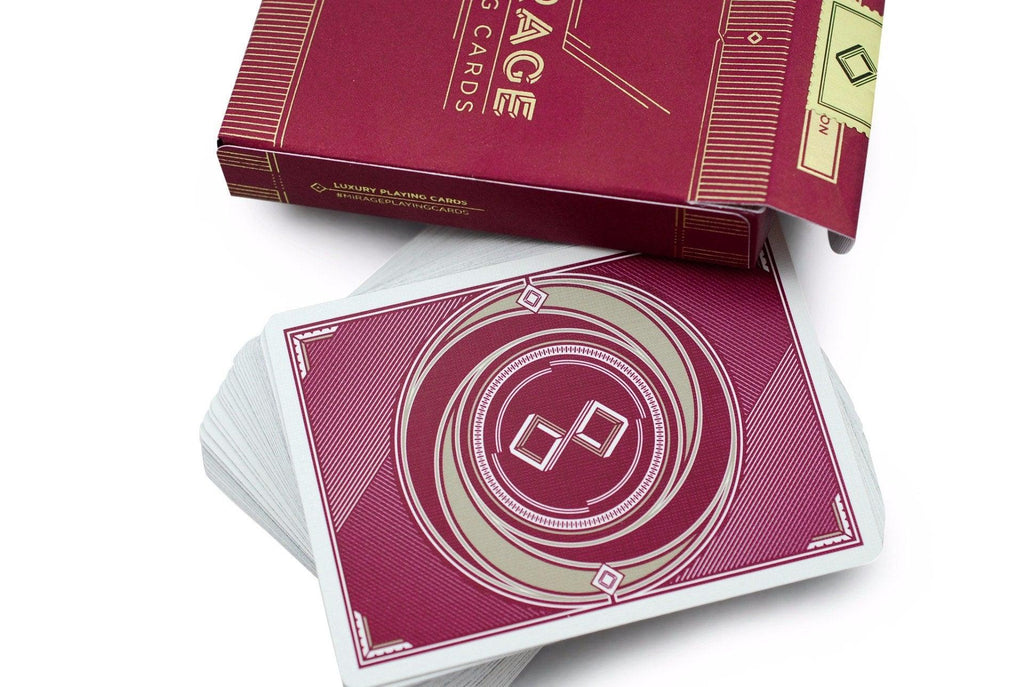 Mirage V2 Playing Cards - RarePlayingCards.com - 6
