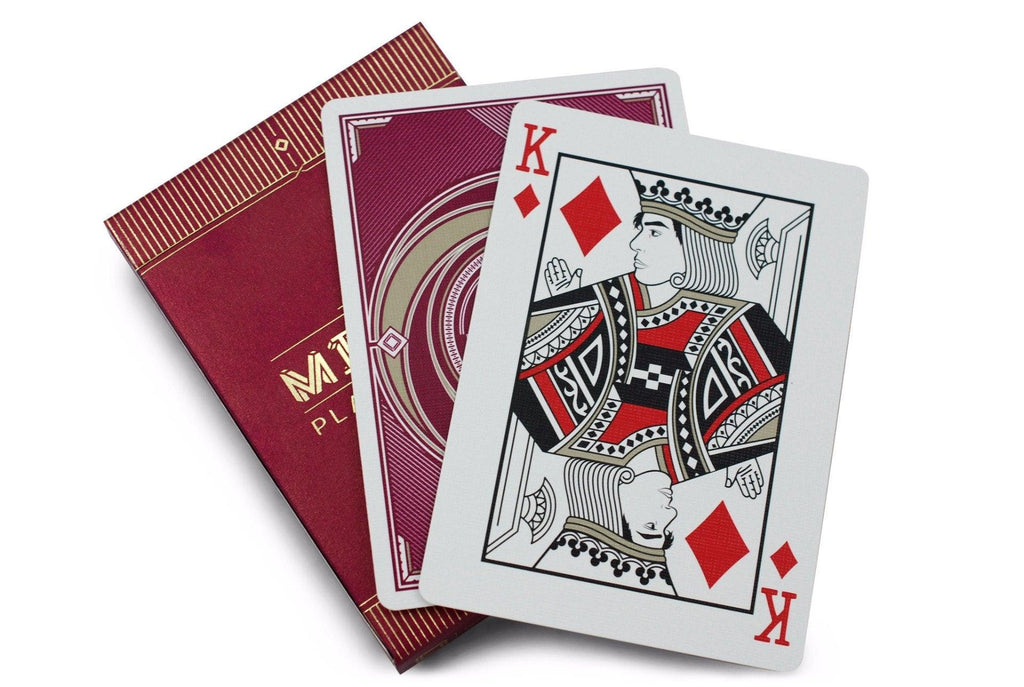 Mirage V2 Playing Cards - RarePlayingCards.com - 8