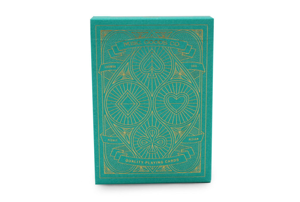 Misc. Goods Co. Playing Cards - RarePlayingCards.com - 4