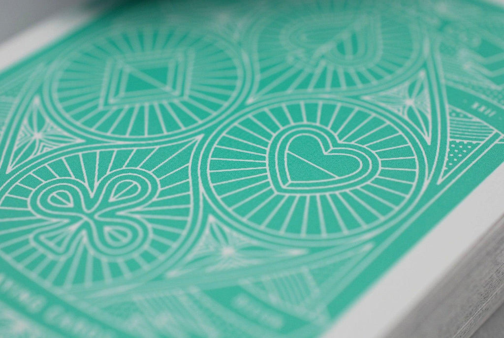 Misc. Goods Co. Playing Cards - RarePlayingCards.com - 7