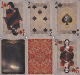 Montague vs Capulet Playing Cards by US Playing Card Co.
