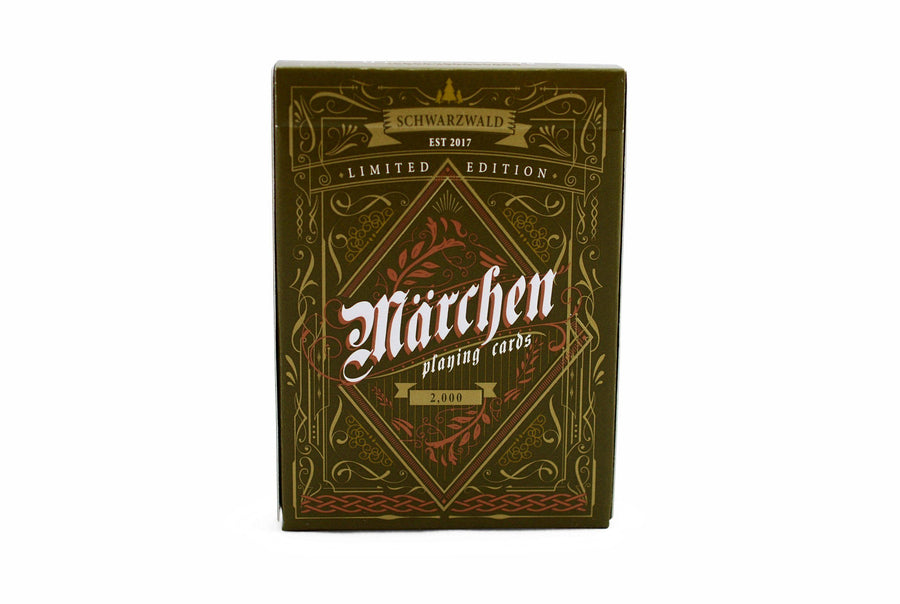 Märchen: Schwarzwald Playing Cards by Forge Arts