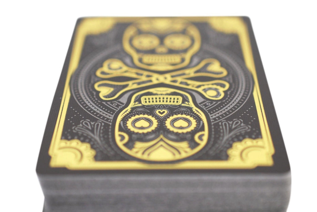 Muertos Night Playing Cards - RarePlayingCards.com - 9