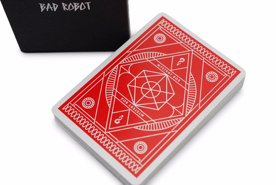 Mystery Box Playing Cards by Theory11