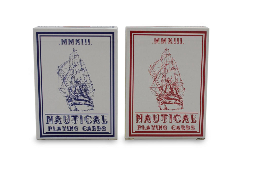 Nautical Playing Cards - RarePlayingCards.com - 2