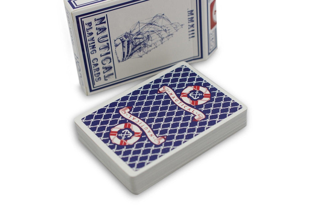 Nautical Playing Cards - RarePlayingCards.com - 4