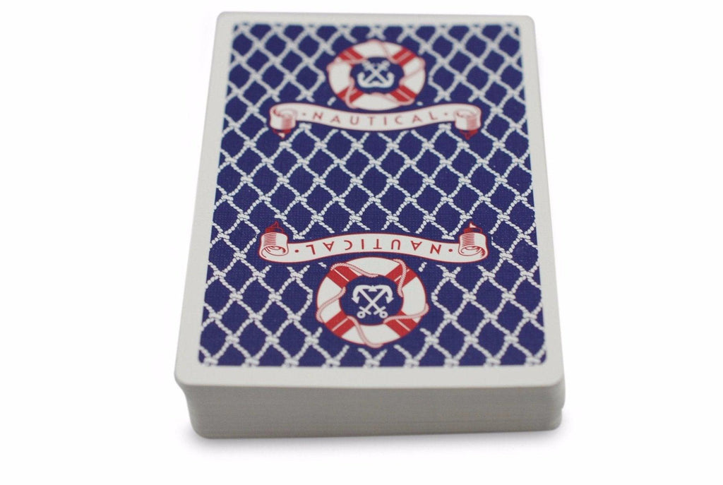 Nautical Playing Cards - RarePlayingCards.com - 6