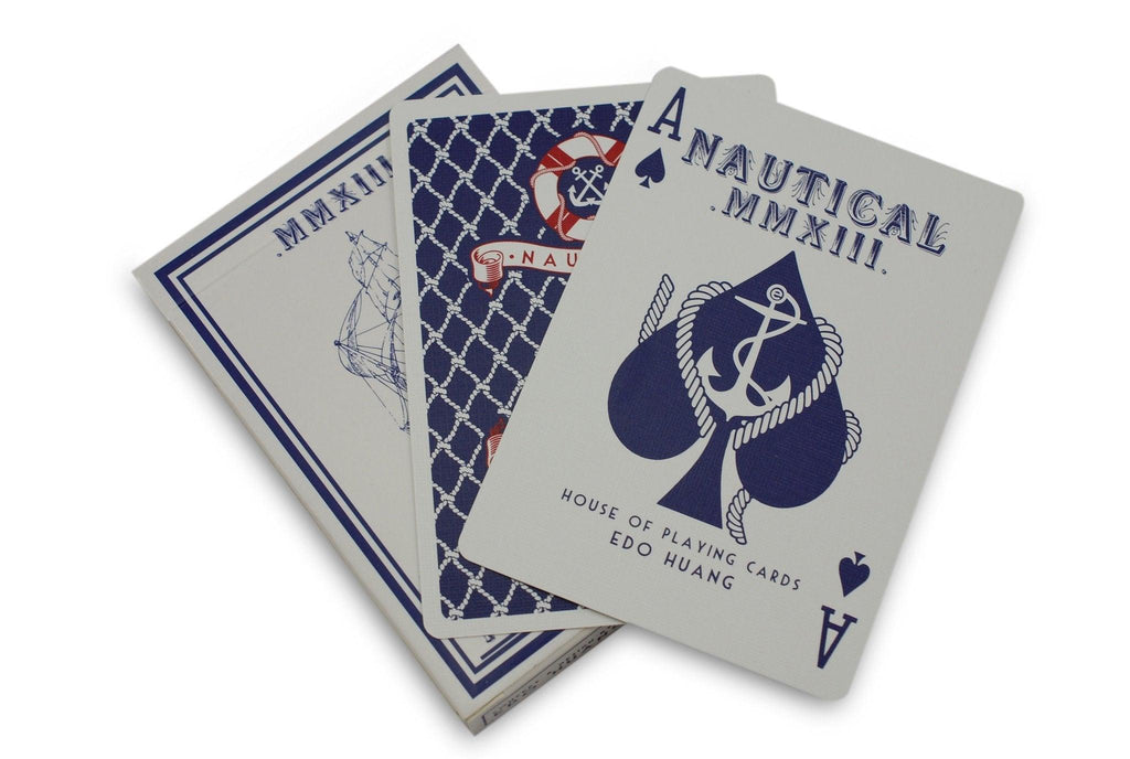 Nautical Playing Cards - RarePlayingCards.com - 7