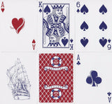 Nautical Playing Cards - RarePlayingCards.com - 9