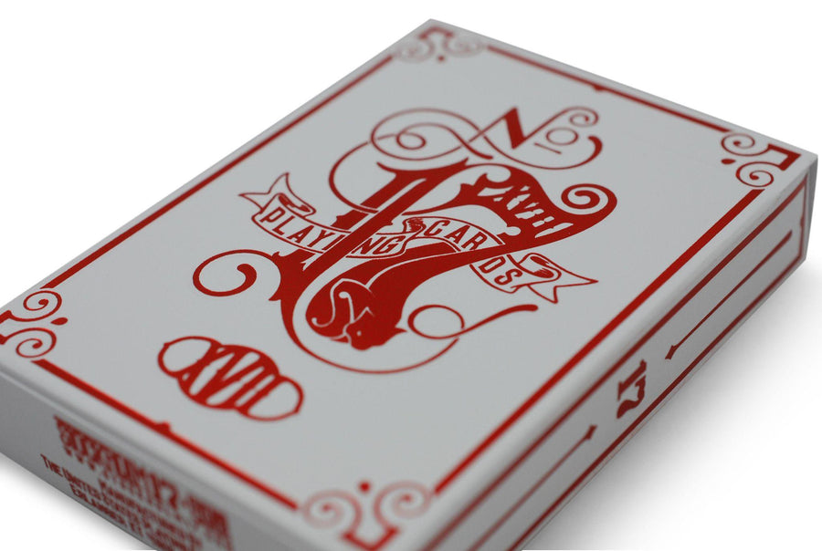 No. 17 Playing Cards by Stockholm 17