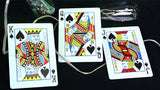 NOC Out: White Playing Cards by US Playing Card Co.