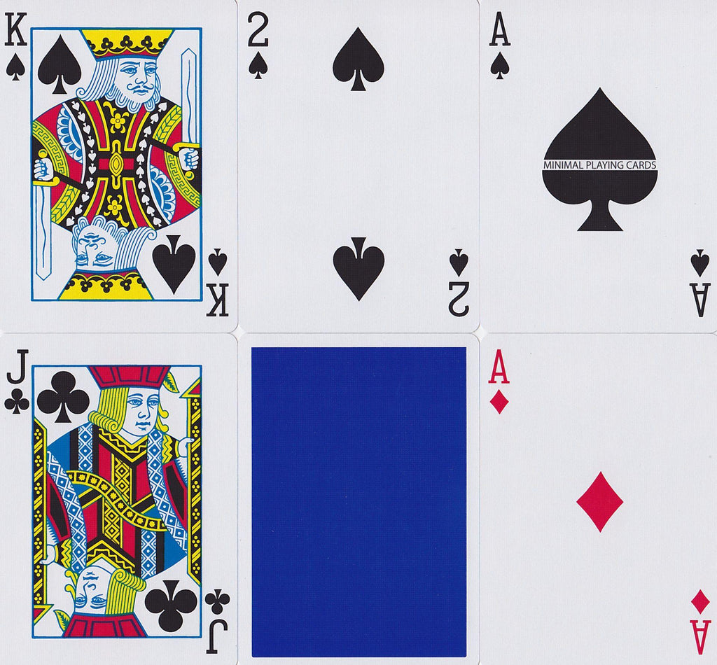 NOC V3S Playing Cards by The Blue Crown