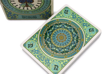 Nouveau Playing Cards by Expert Playing Card Co.