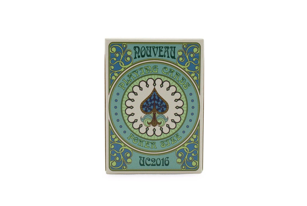 Nouveau Playing Cards - RarePlayingCards.com - 2