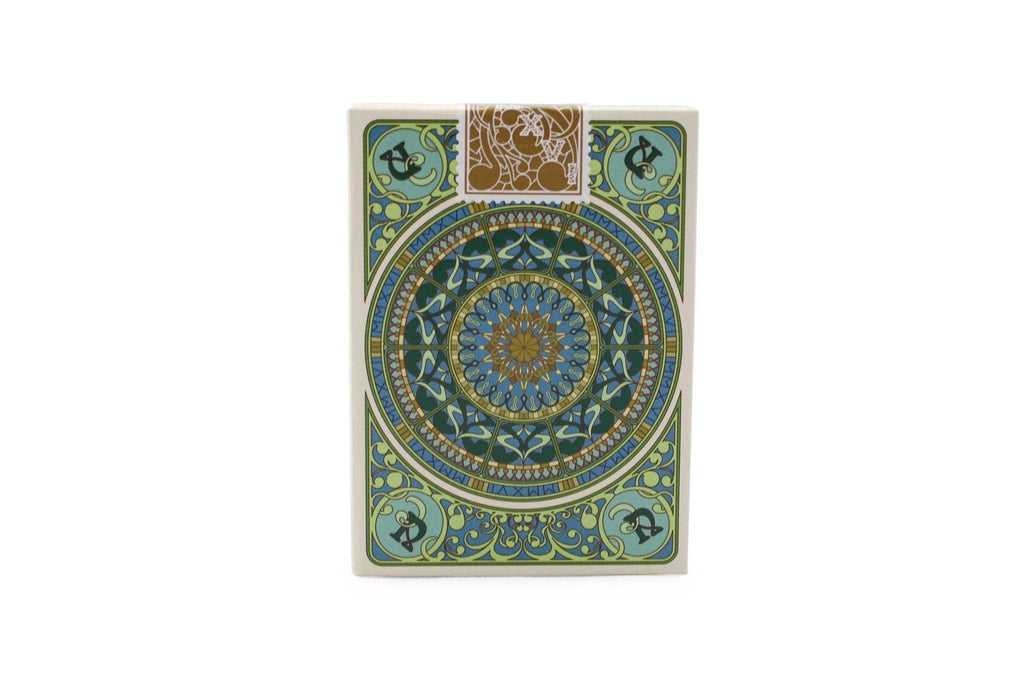 Nouveau Playing Cards - RarePlayingCards.com - 3