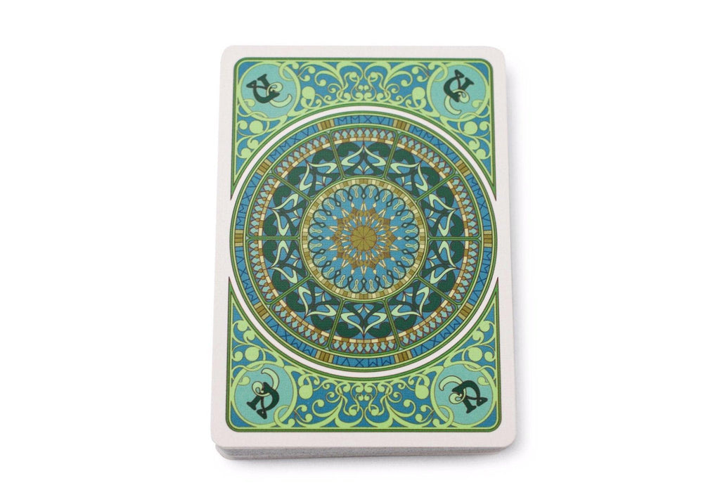 Nouveau Playing Cards - RarePlayingCards.com - 7