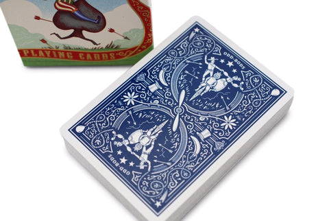 Odd Bods Playing Cards - RarePlayingCards.com - 1