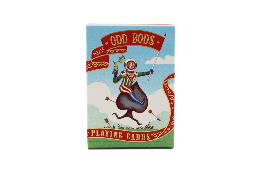 Odd Bods Playing Cards - RarePlayingCards.com - 2
