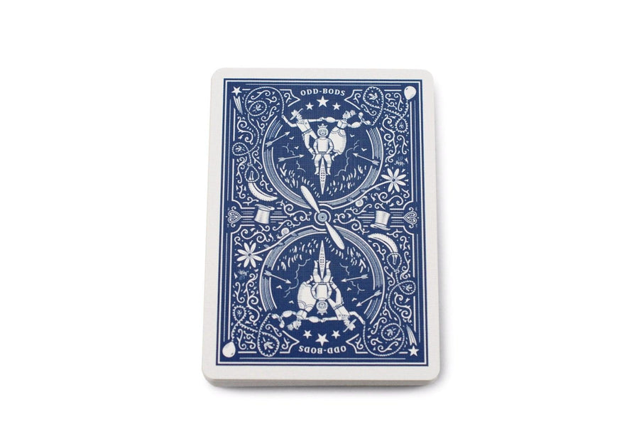 Odd Bods Playing Cards by Art of Play