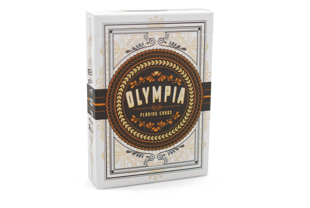 Olympia Playing Cards - RarePlayingCards.com - 2
