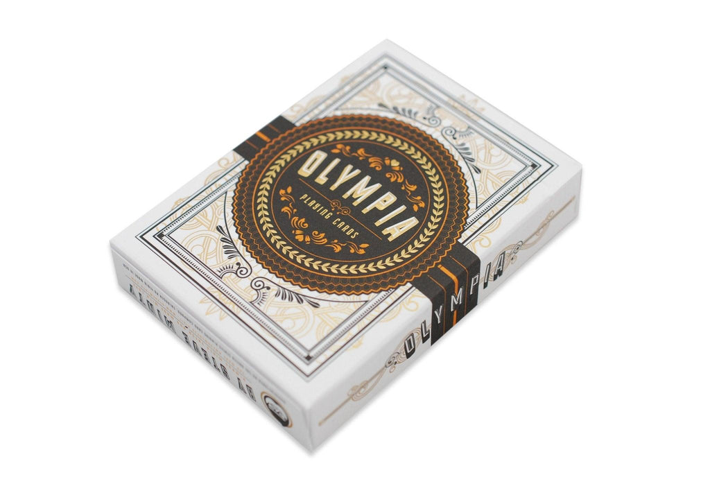 Olympia Playing Cards - RarePlayingCards.com - 4