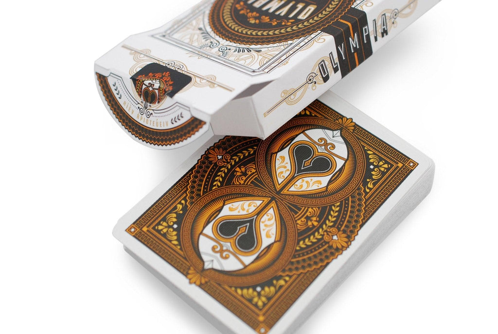 Olympia Playing Cards - RarePlayingCards.com - 5