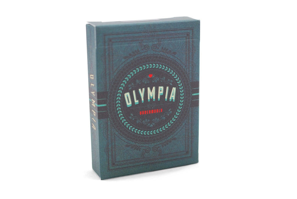 Olympia Underworld Playing Cards - RarePlayingCards.com - 2