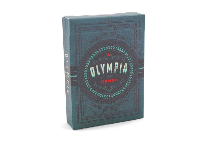 Olympia Underworld Playing Cards by Steve Minty
