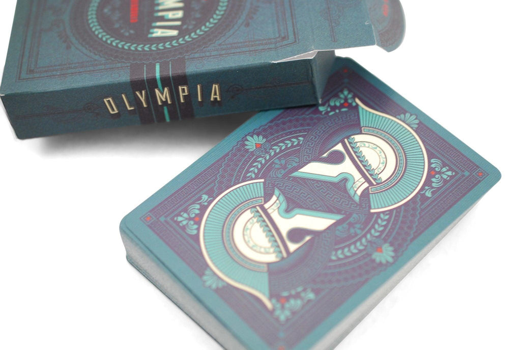 Olympia Underworld Playing Cards - RarePlayingCards.com - 5