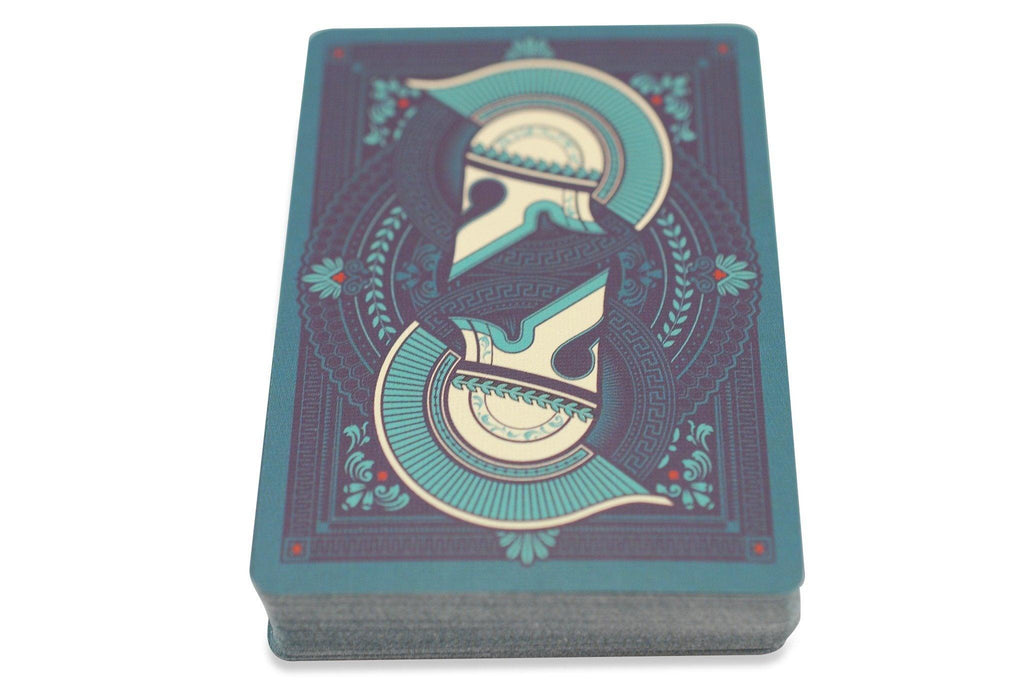 Olympia Underworld Playing Cards - RarePlayingCards.com - 7