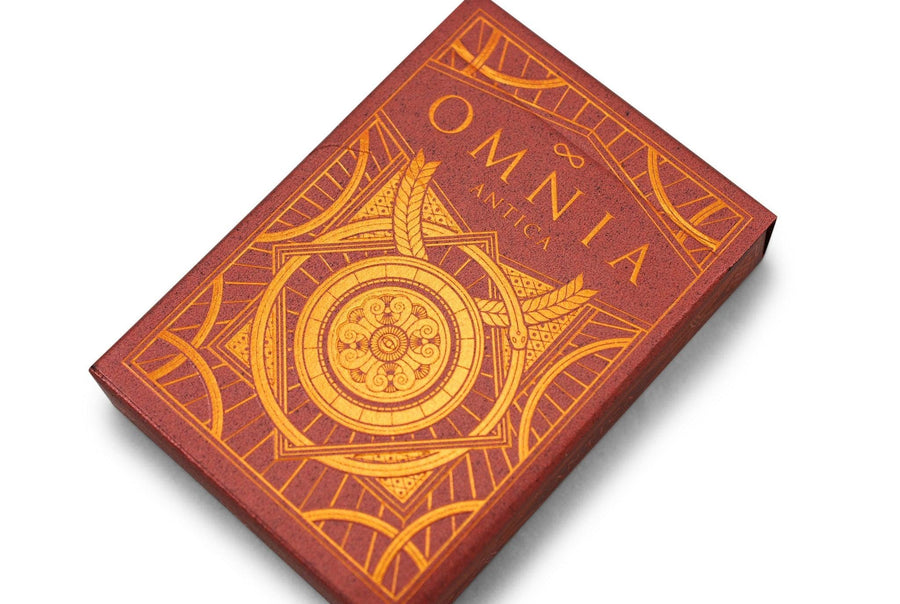 Omnia Antica Playing Cards by Thirdway Industries