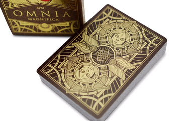 Omnia Magnifica Playing Cards by Thirdway Industries