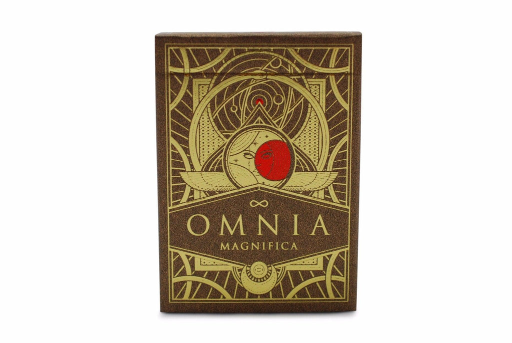 Omnia Magnifica Playing Cards - RarePlayingCards.com - 2