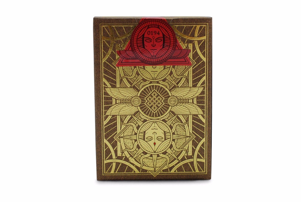 Omnia Magnifica Playing Cards - RarePlayingCards.com - 3