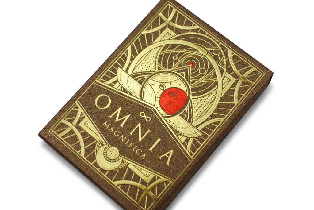 Omnia Magnifica Playing Cards - RarePlayingCards.com - 4