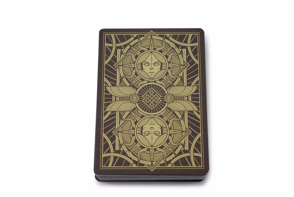 Omnia Magnifica Playing Cards - RarePlayingCards.com - 7