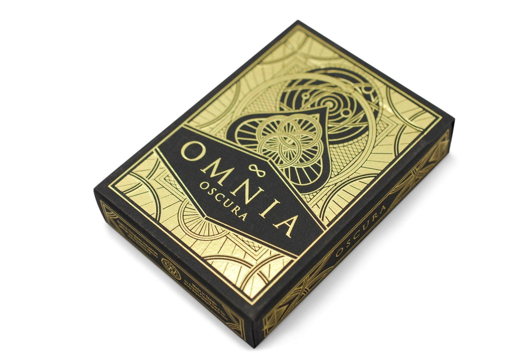 Omnia Oscura Playing Cards by Thirdway Industries