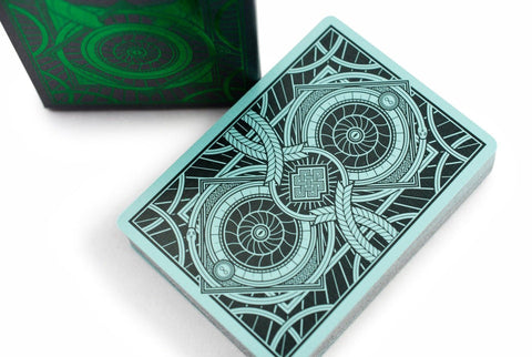 Omnia Perduta Playing Cards by Thirdway Industries