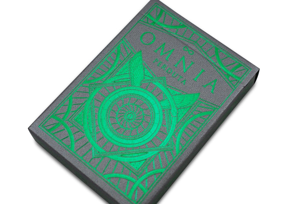 Omnia Perduta Playing Cards - RarePlayingCards.com - 4