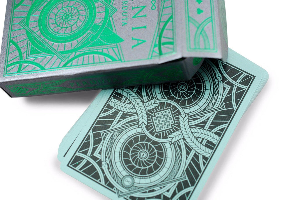 Omnia Perduta Playing Cards - RarePlayingCards.com - 6