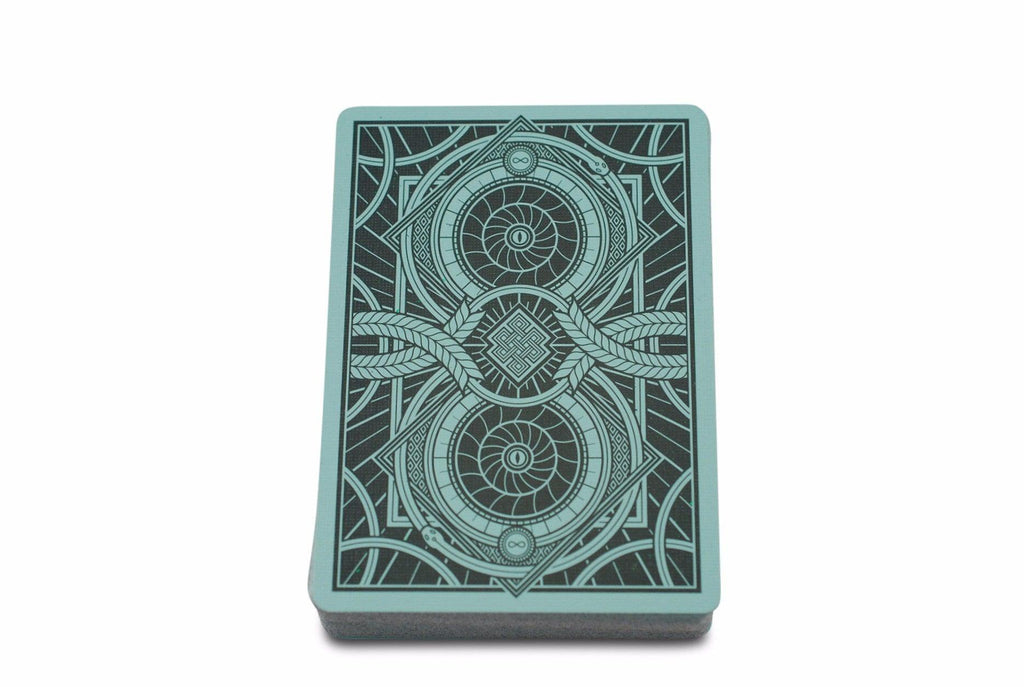 Omnia Perduta Playing Cards - RarePlayingCards.com - 7
