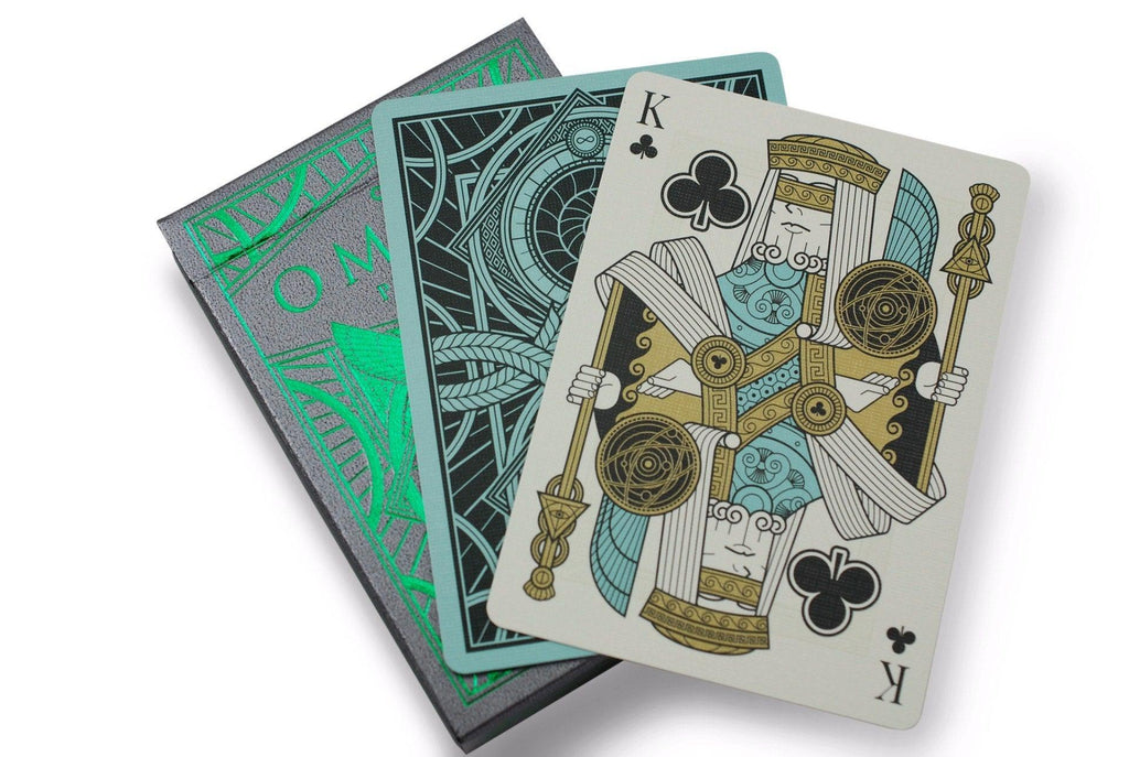 Omnia Perduta Playing Cards - RarePlayingCards.com - 8