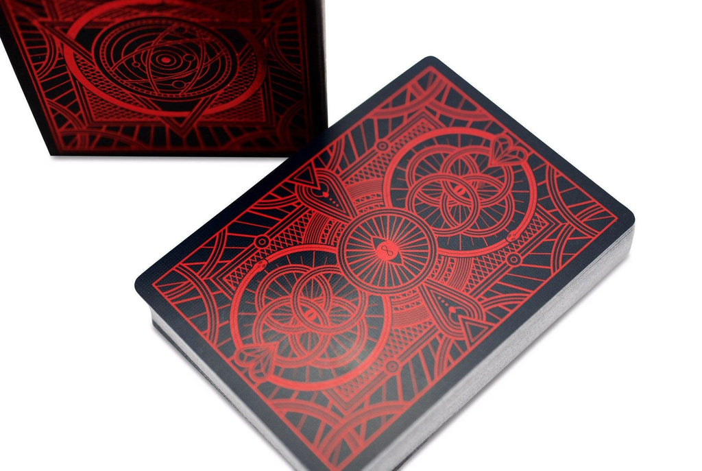 Omnia Suprema Playing Cards - RarePlayingCards.com - 1