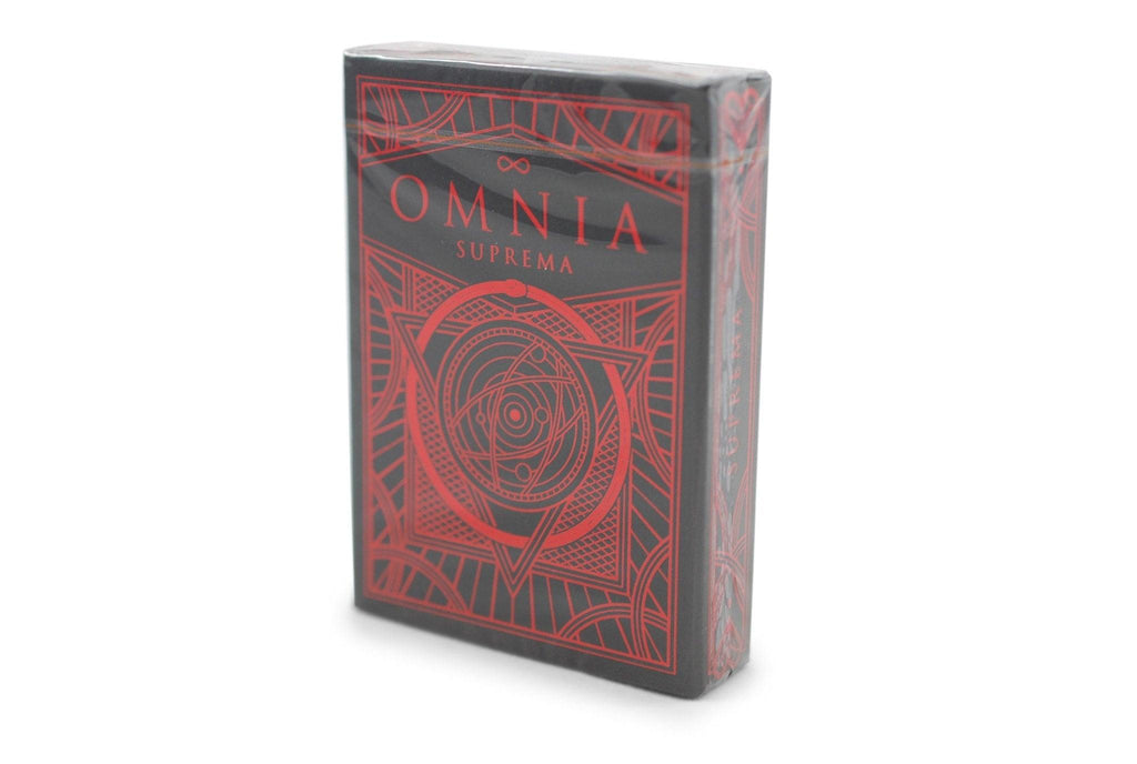 Omnia Suprema Playing Cards - RarePlayingCards.com - 2