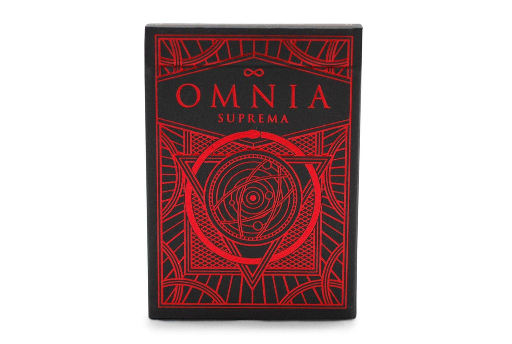 Omnia Suprema Playing Cards - RarePlayingCards.com - 4
