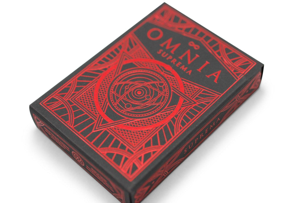 Omnia Suprema Playing Cards - RarePlayingCards.com - 5