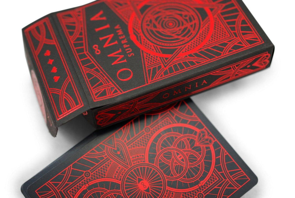 Omnia Suprema Playing Cards - RarePlayingCards.com - 6
